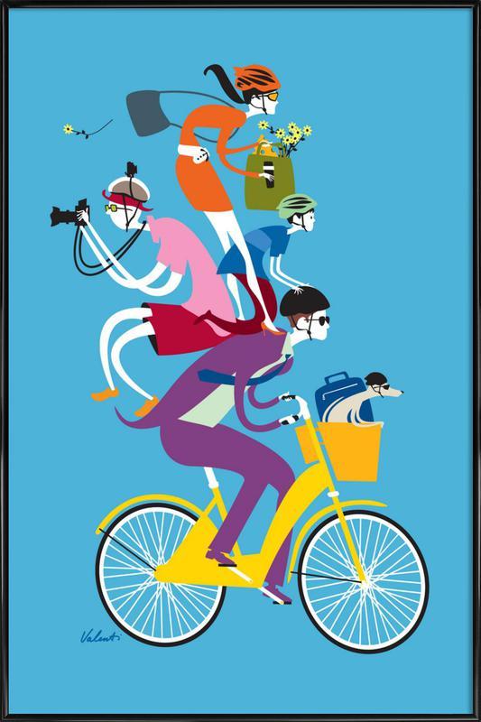 Share The Love Framed Poster