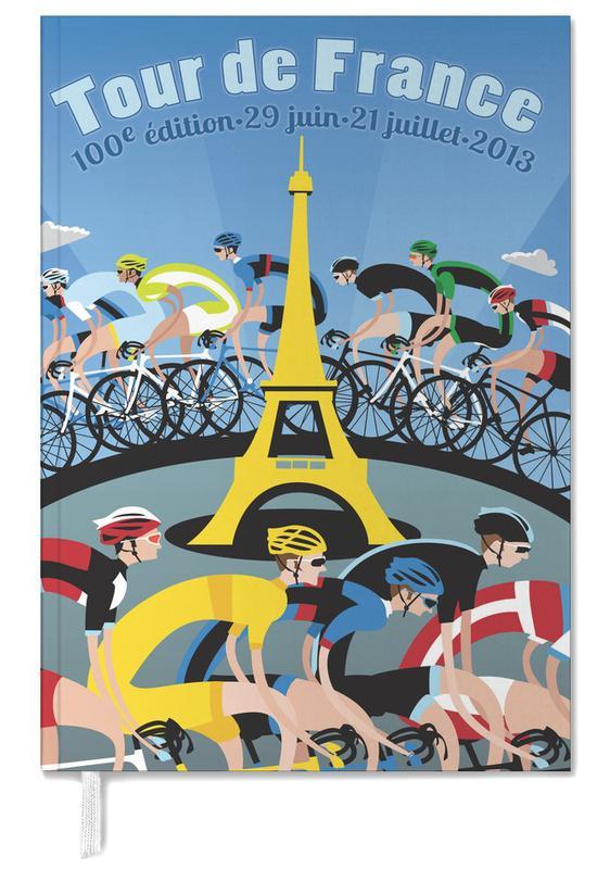 Tour de France Personal Planner