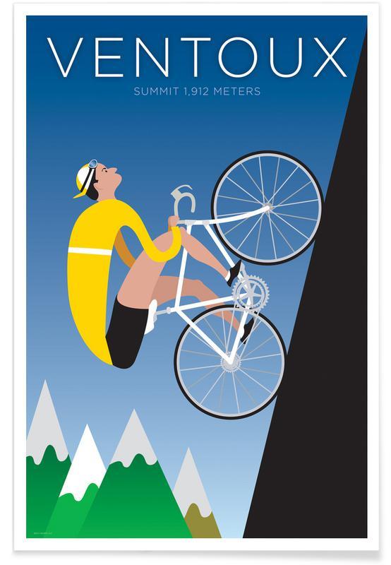 Ventoux -Poster