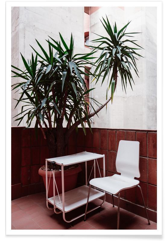 Walden Chair Poster