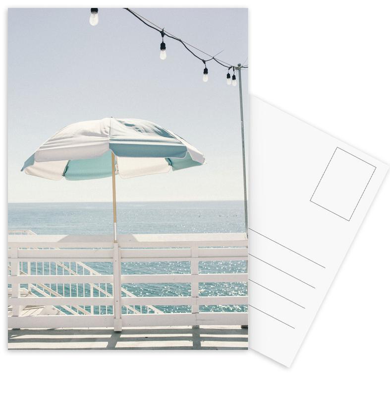 Blue Malibu Single Postkartenset | Dekoration > Accessoires | Mehrfarbig