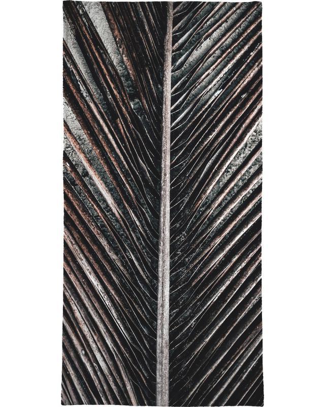 Beach Palm Patterns 12 -Handtuch