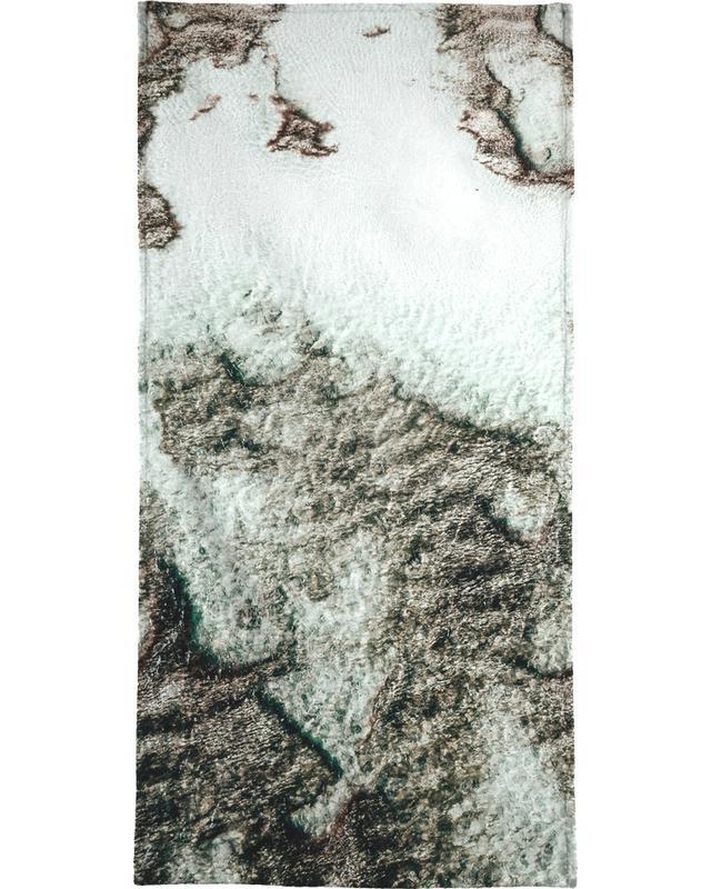 Beach Sea Pattern 3 Strandtuch | Bad > Handtücher > Saunatücher