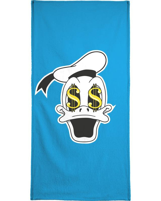 The Cash Duck -Handtuch