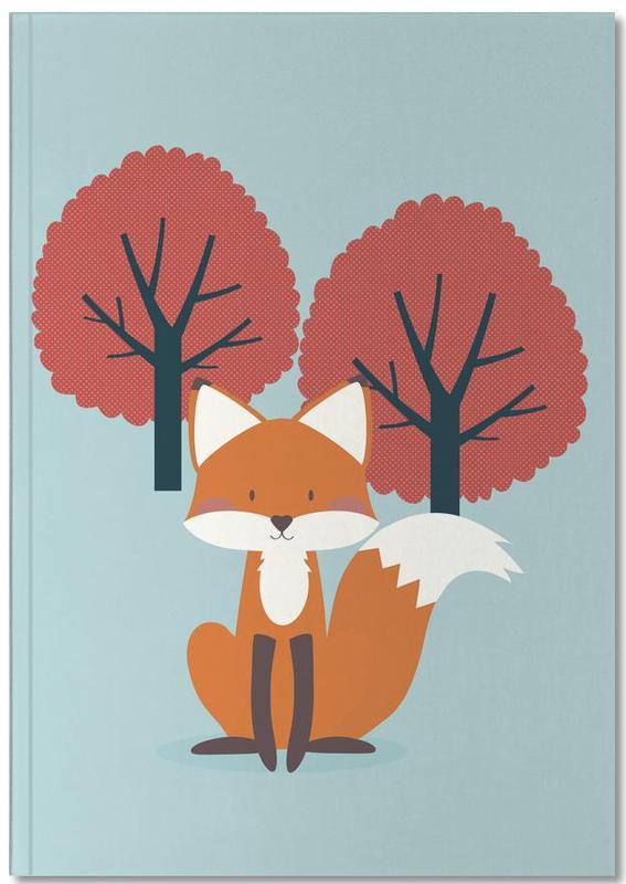 Foxy Friend Notebook