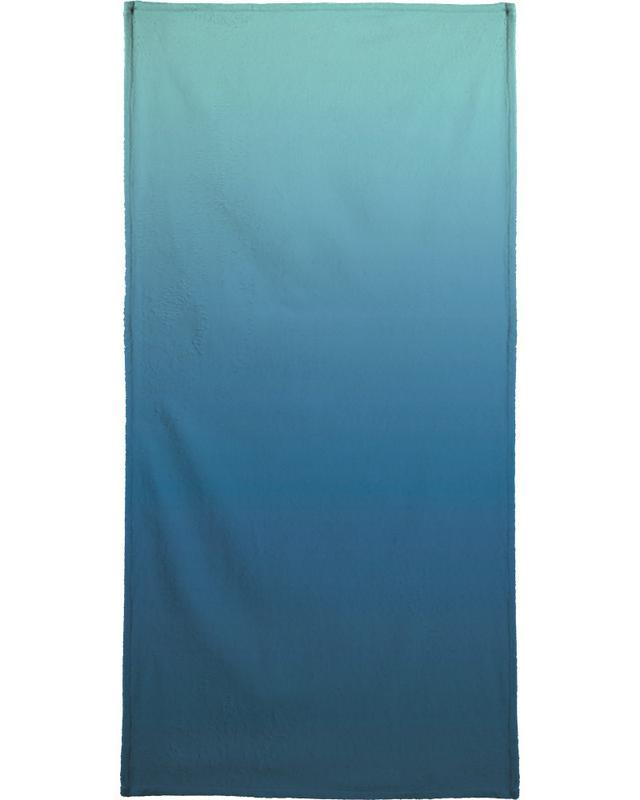 Deep Sea Dive Strandtuch | Bad > Handtücher > Saunatücher | Mehrfarbig