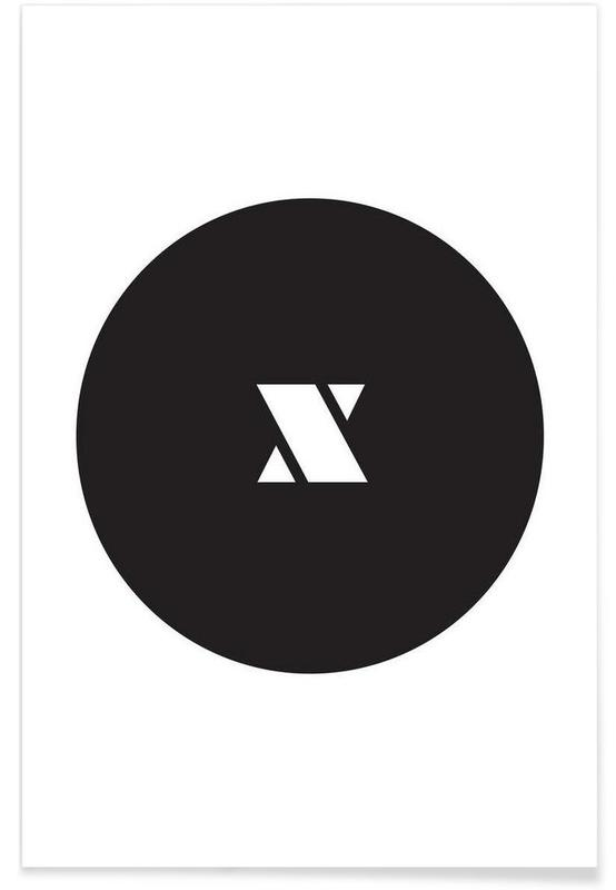 X -Poster