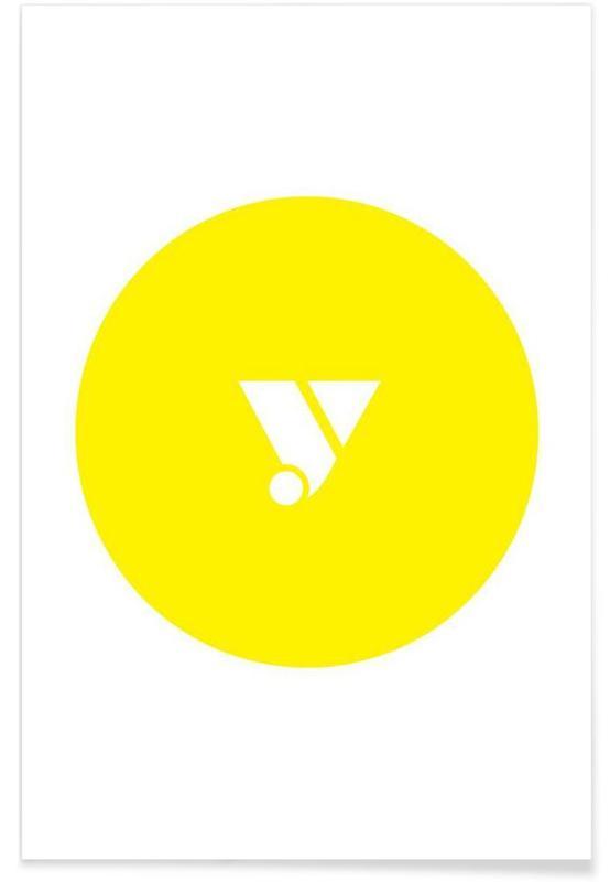 Yellow affiche
