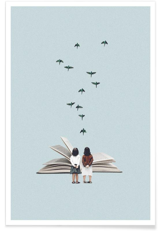 We Communicate Silently poster
