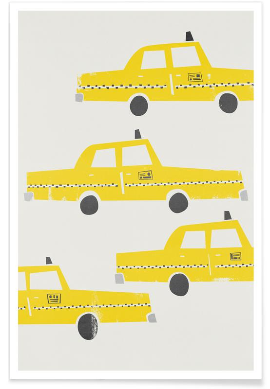 Taxi! -Poster