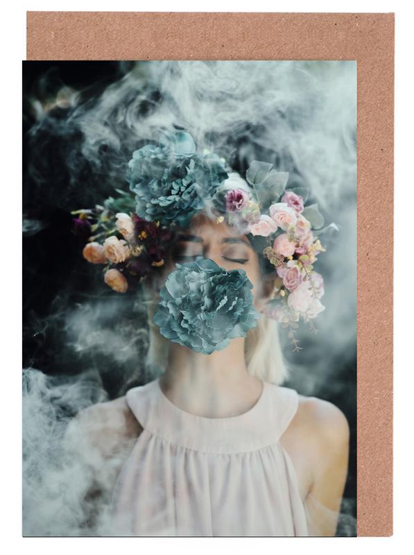 Smoke Dream Grußkartenset   Dekoration > Accessoires