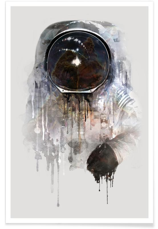 The Astronaut -Poster