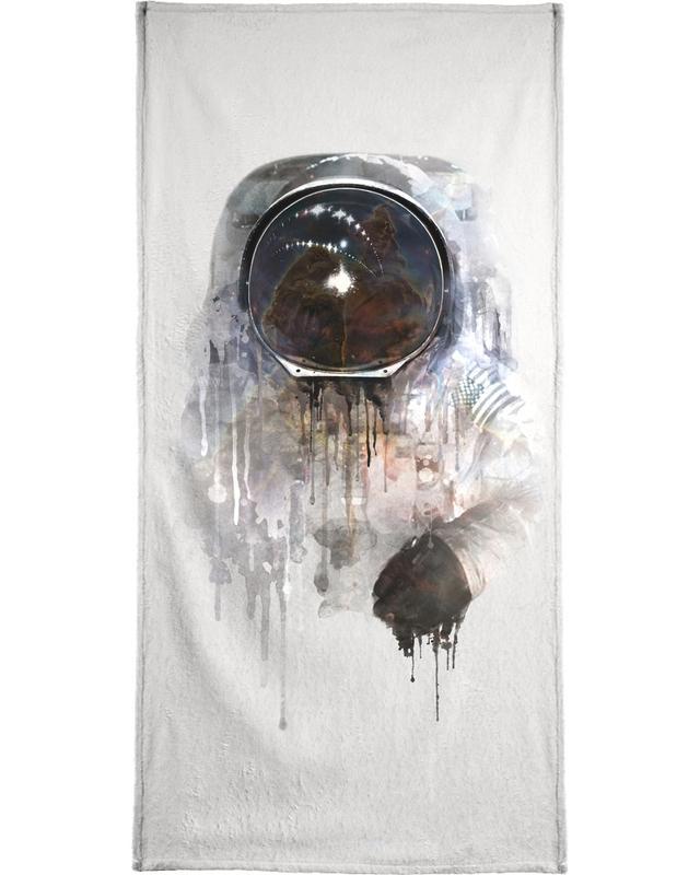 The Astronaut -Handtuch