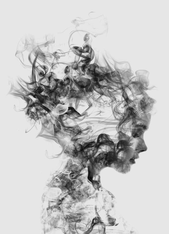 Dissolve Me Canvas Print