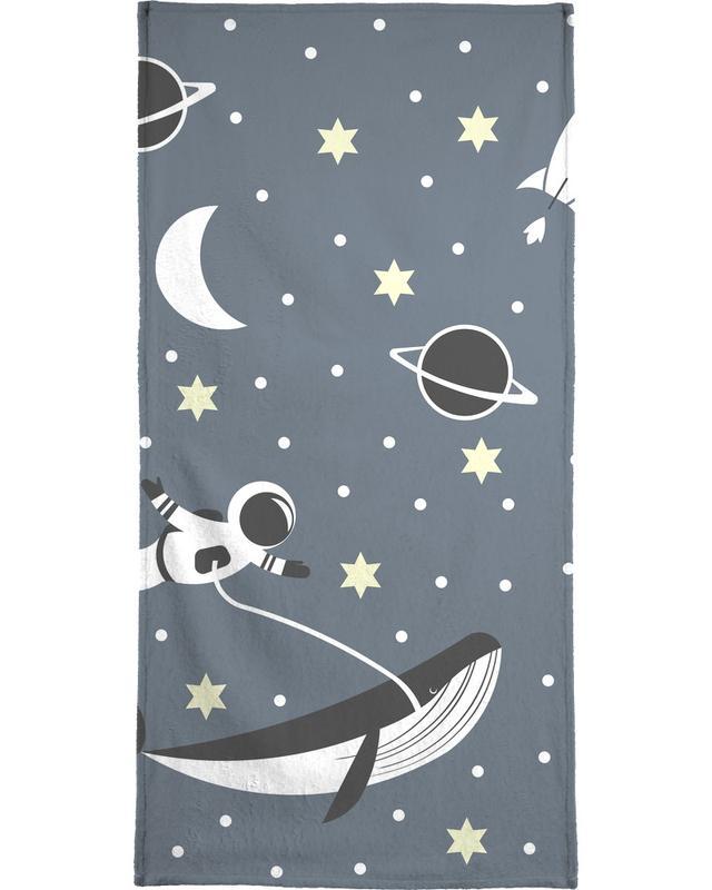 Astronaut -Handtuch