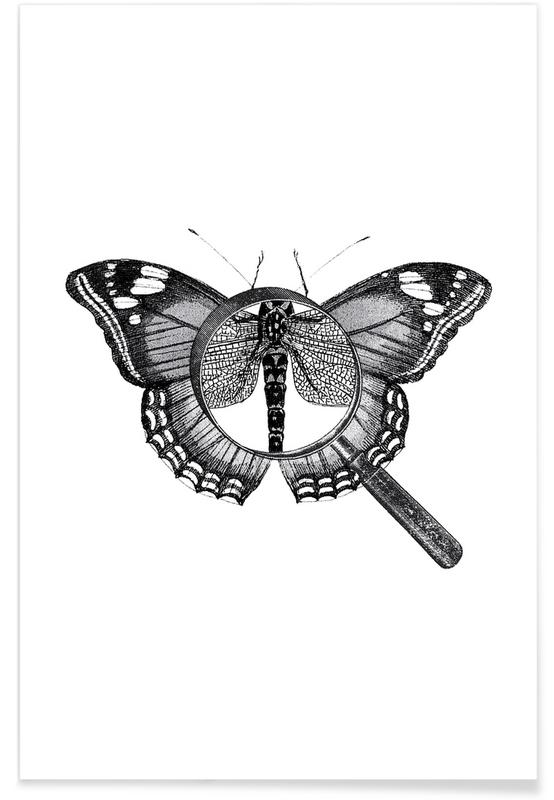 Loeping Good (Butterfly) -Poster
