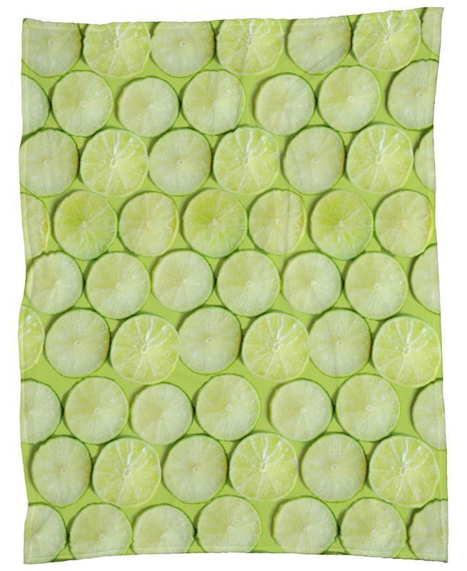Lime plaid
