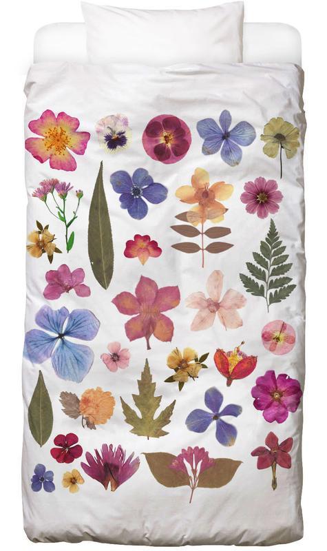 Pressed Flowers 01 -Kinderbettwäsche