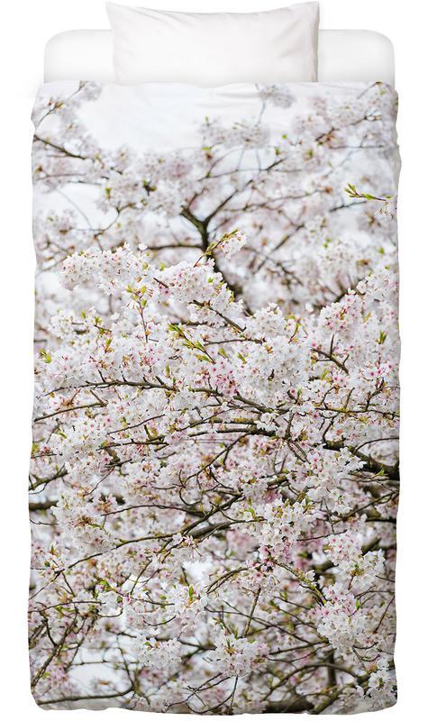 Blossom White 2 -Kinderbettwäsche