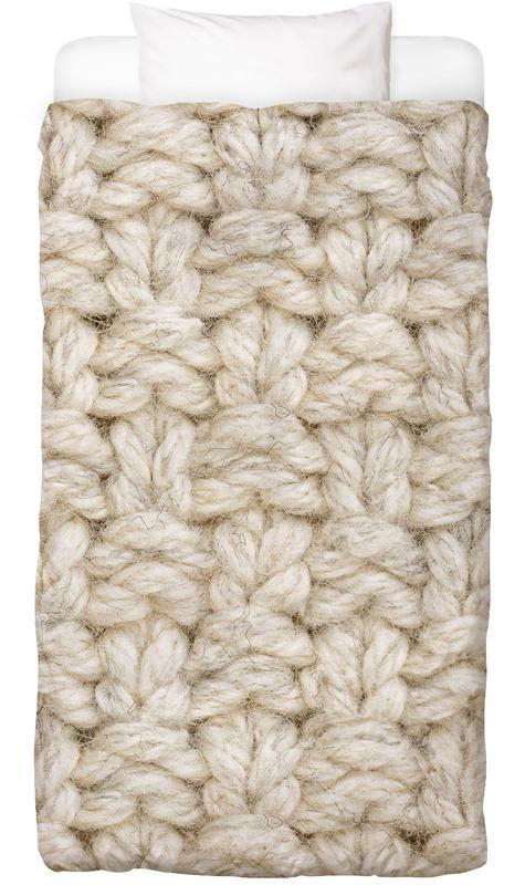 Wool Pattern housse de couette enfant