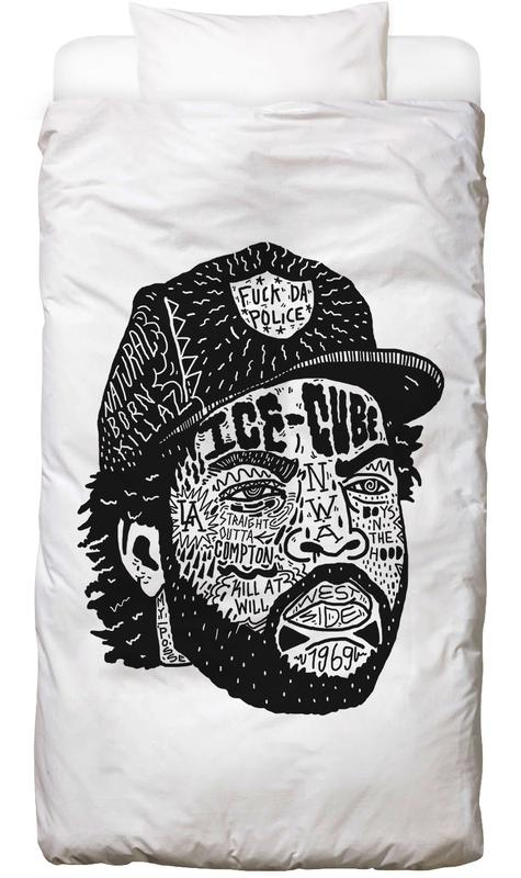 Ice Cube Bed Linen