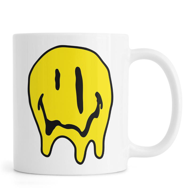 Smiley -Tasse