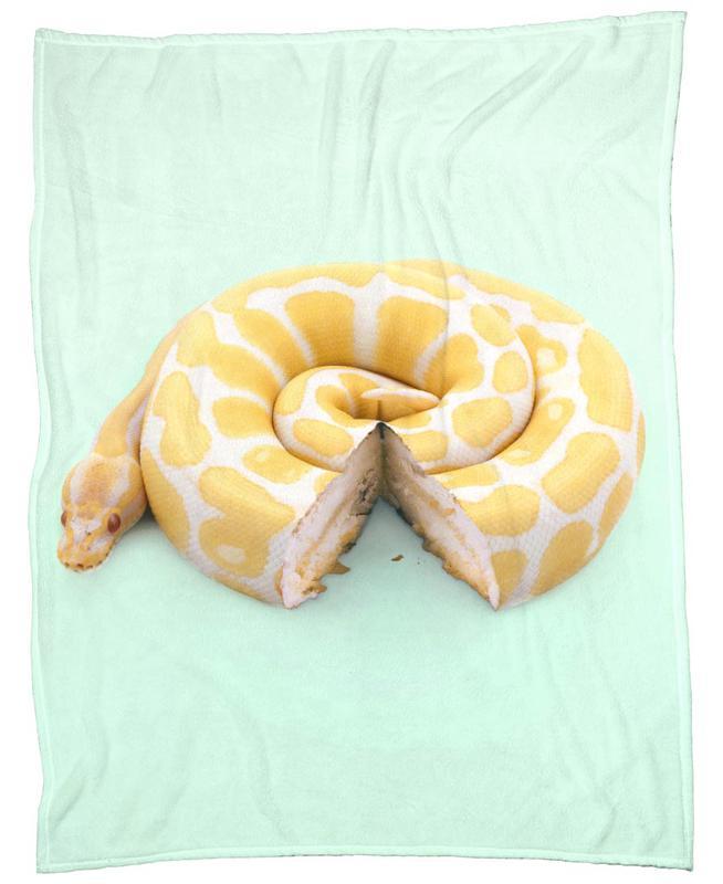 Snake Cake -Fleecedecke