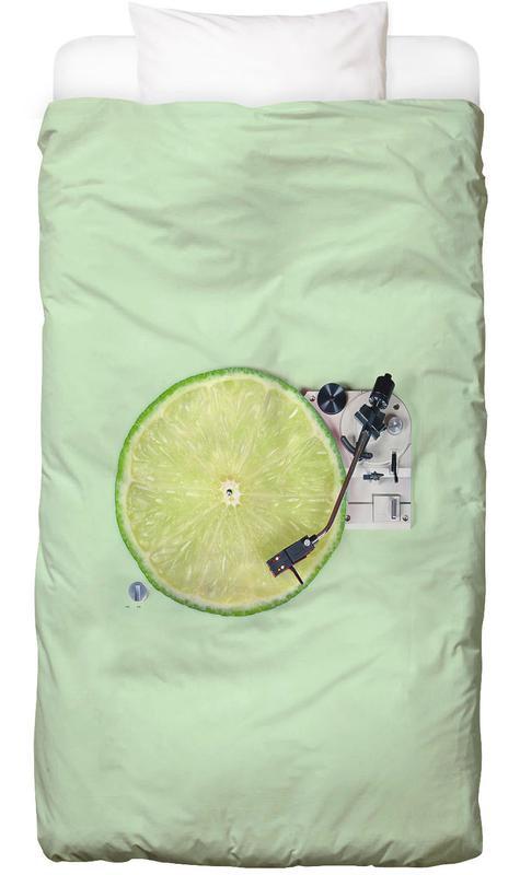 Lemon DJ Kids' Bedding