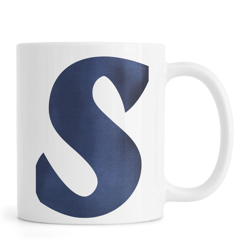 Navy S Mug