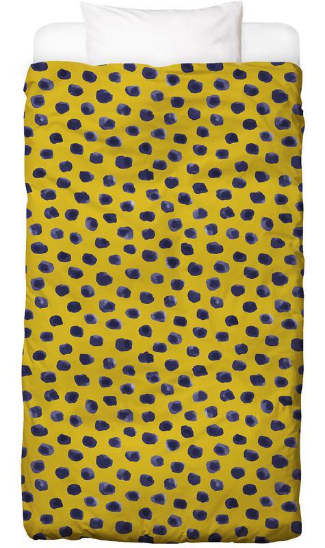 Blueberry Dots Kinderbettwäsche | Kinderzimmer > Textilien für Kinder > Kinderbettwäsche | Mehrfarbig | Baumwolle