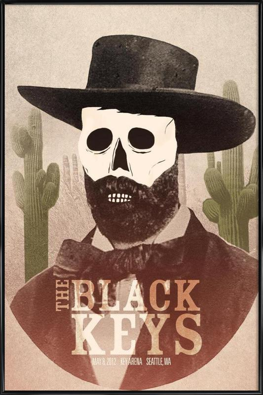 Dead and Gone Framed Poster