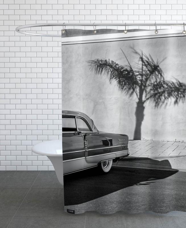 Packard Minimal -Duschvorhang