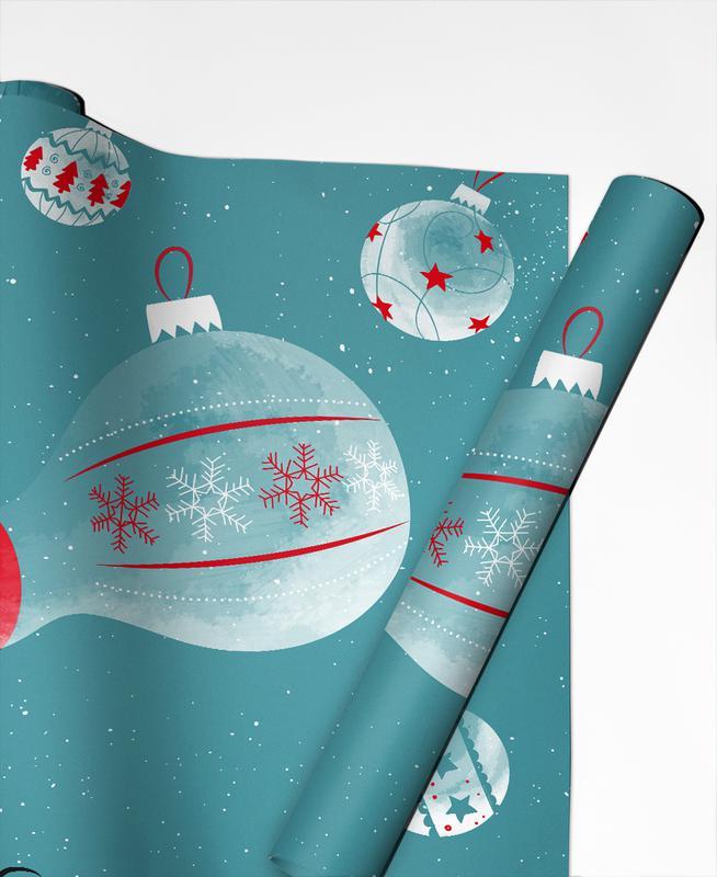 Bubbies Geschenkpapier | Weihnachten > Geschenkideen
