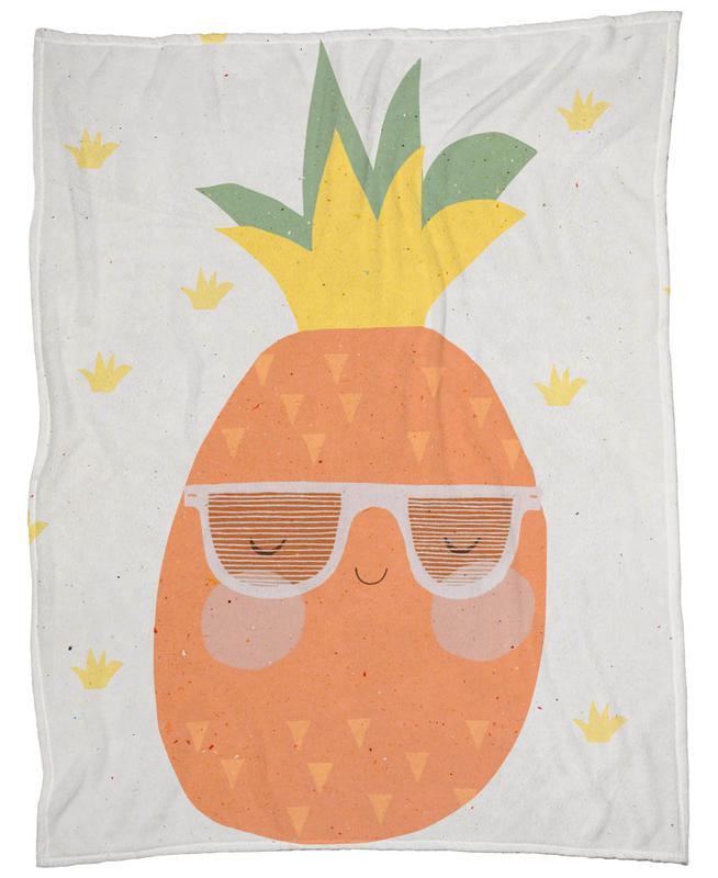 Ananas plaid