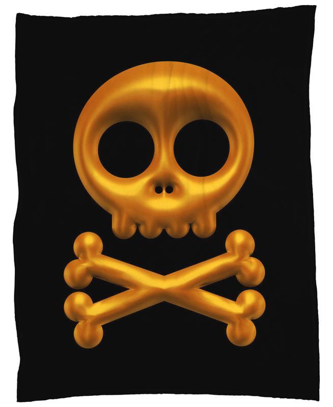 Skull plaid