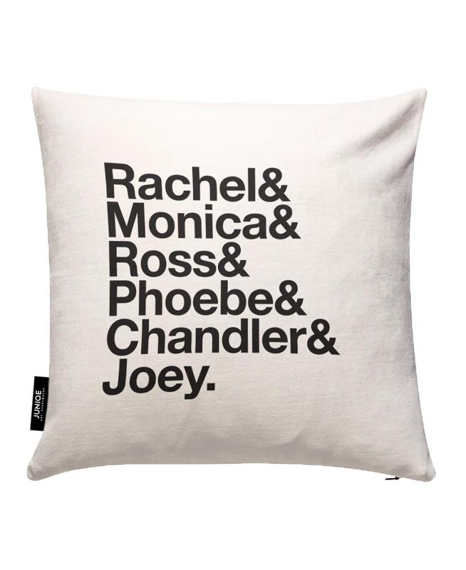 Just Friends Cushion Cover