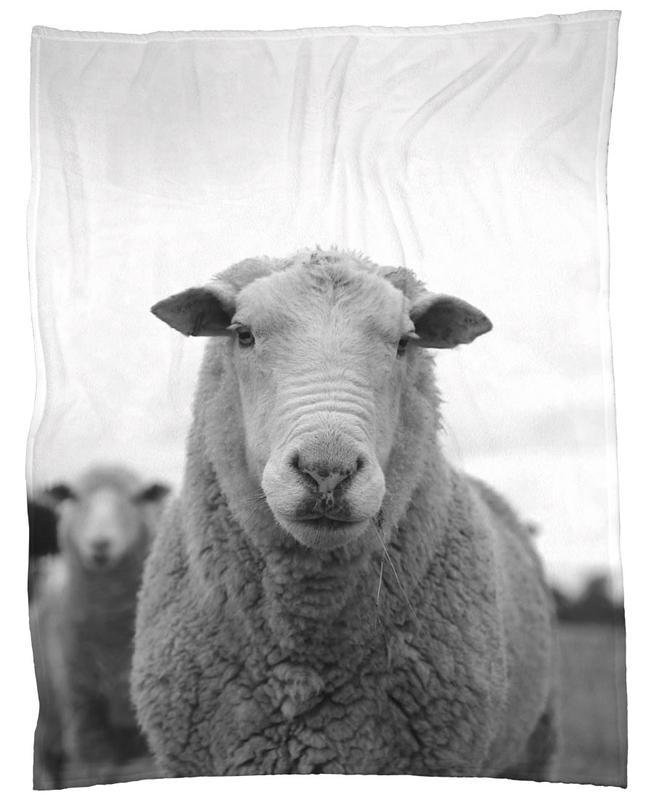 The Sheep -Fleecedecke