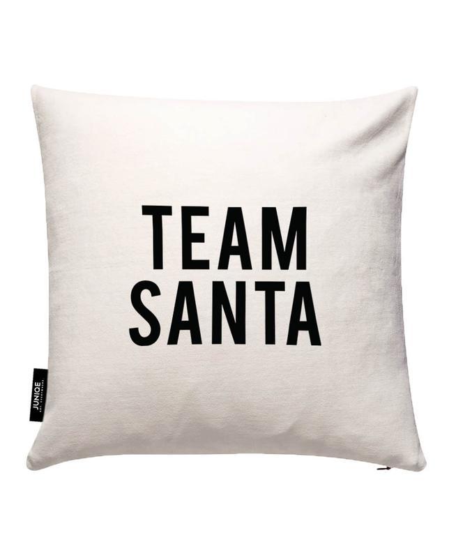 Team Santa Cushion Cover