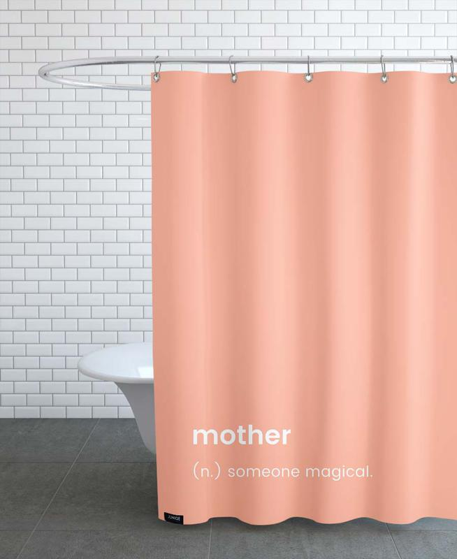 For Mum Shower Curtain