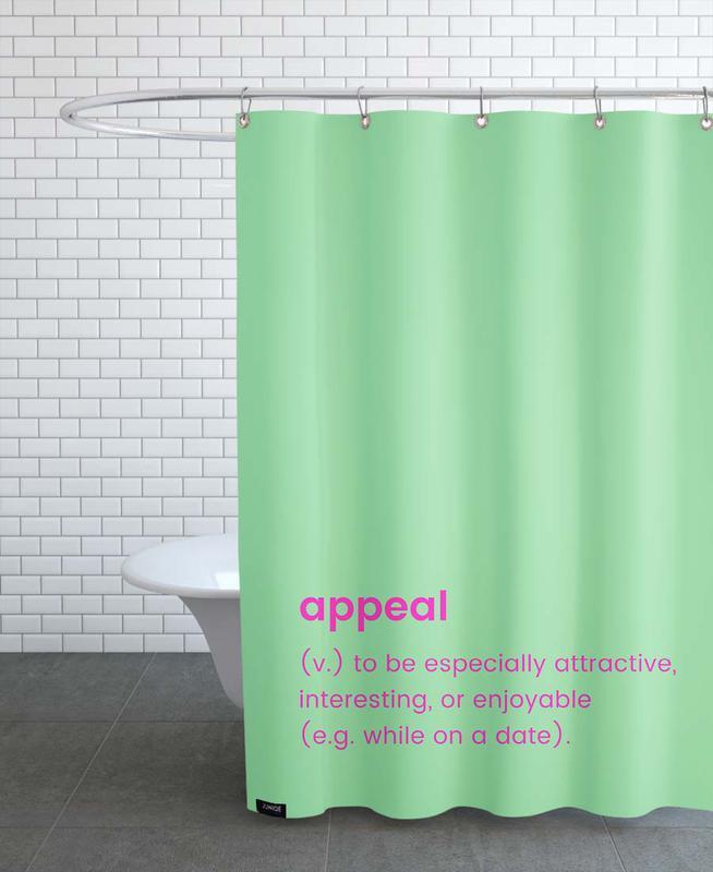 Appeal Duschvorhang   Bad > Duschen > Duschvorhänge