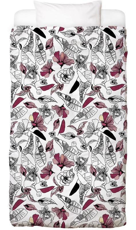Wildflowers 2 Bettwäsche | Heimtextilien > Bettwäsche und Laken > Bettwäsche-Garnituren | Mehrfarbig | Baumwolle