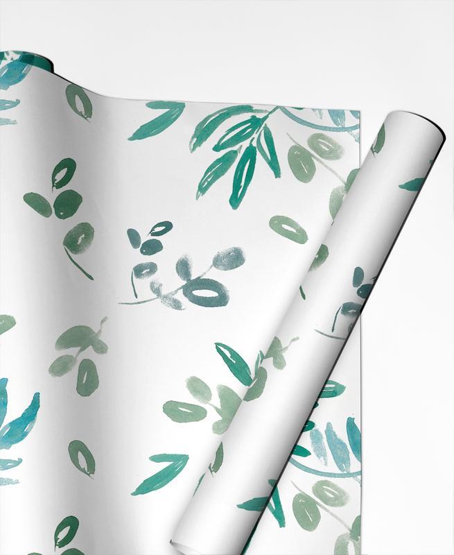 Eukalyptus Geschenkpapier