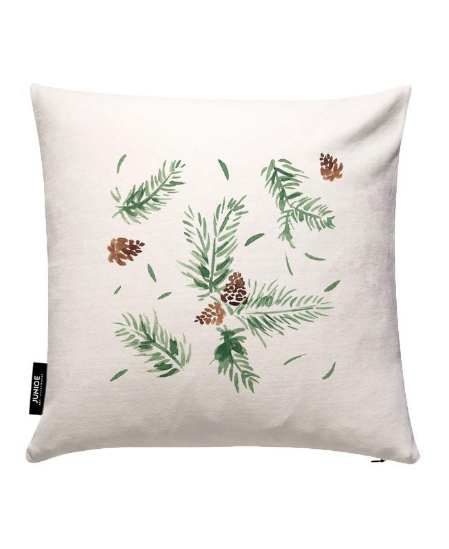 Tannenzweige Cushion Cover