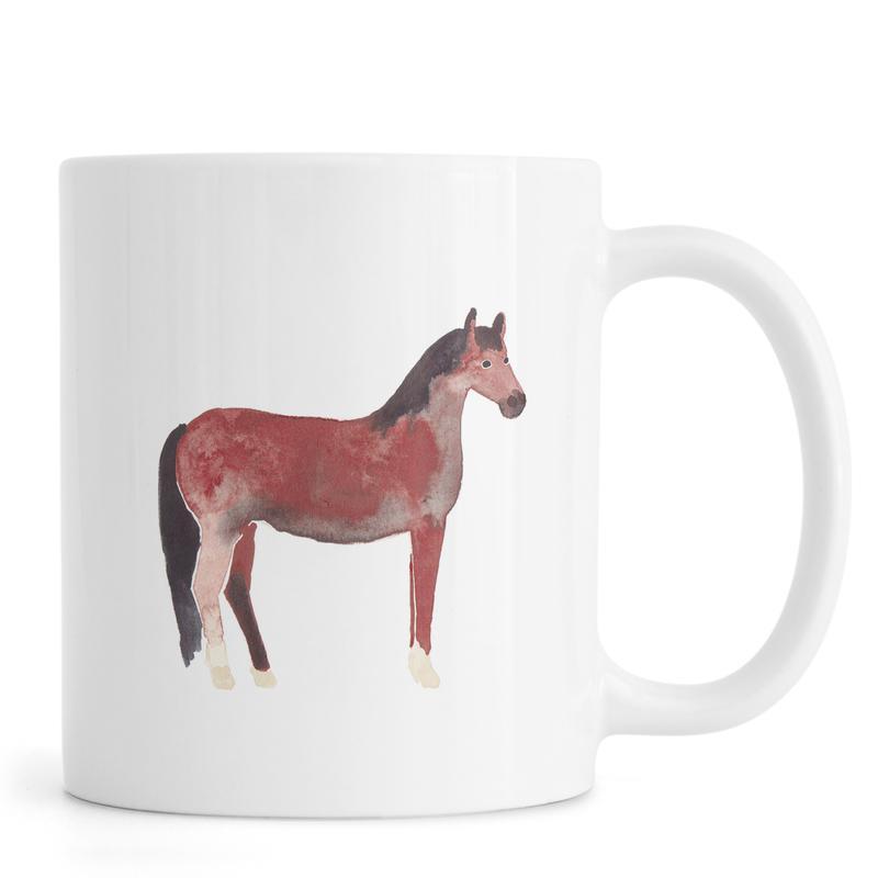 Horse -Tasse