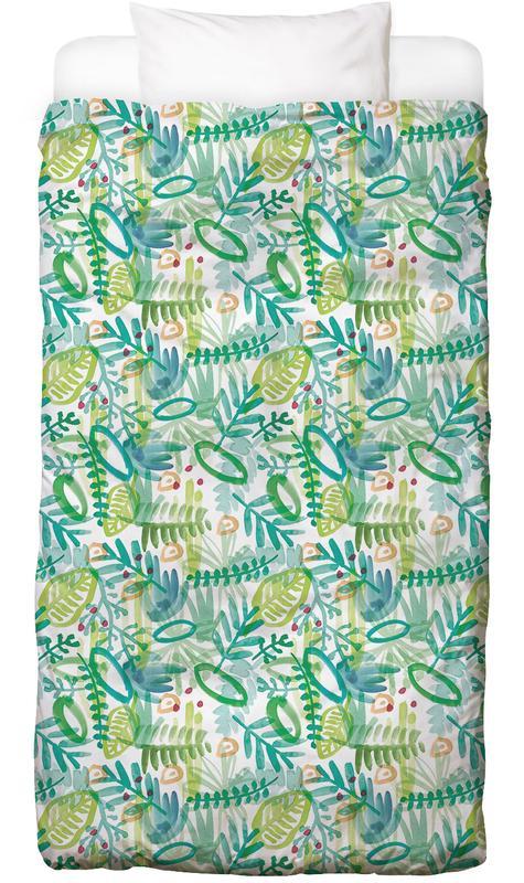 Jungle Pattern -Kinderbettwäsche