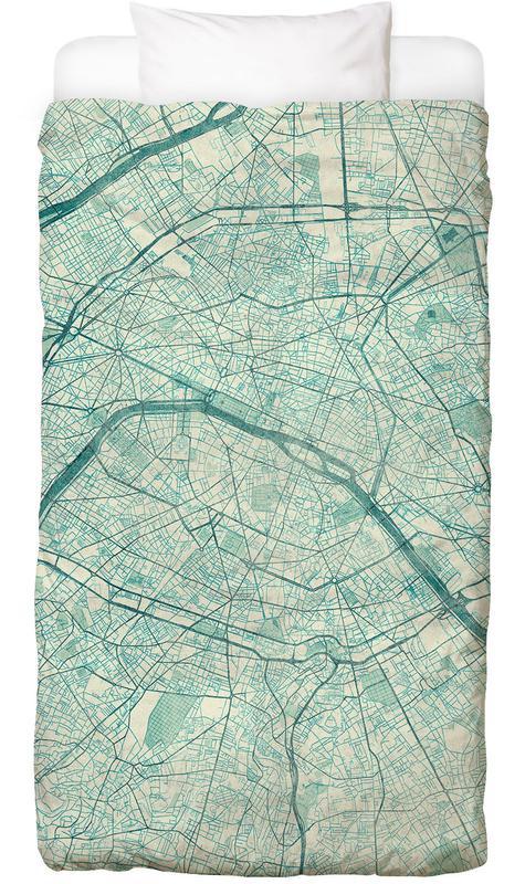 Paris Vintage Bettwäsche