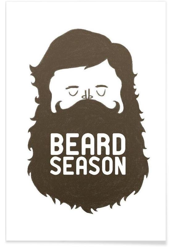 Beard Season Poster