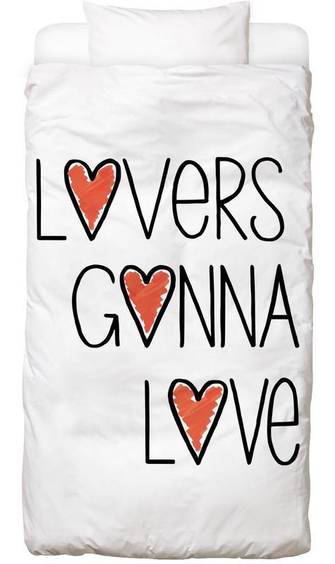 Lovers Gonna Love Bettwäsche