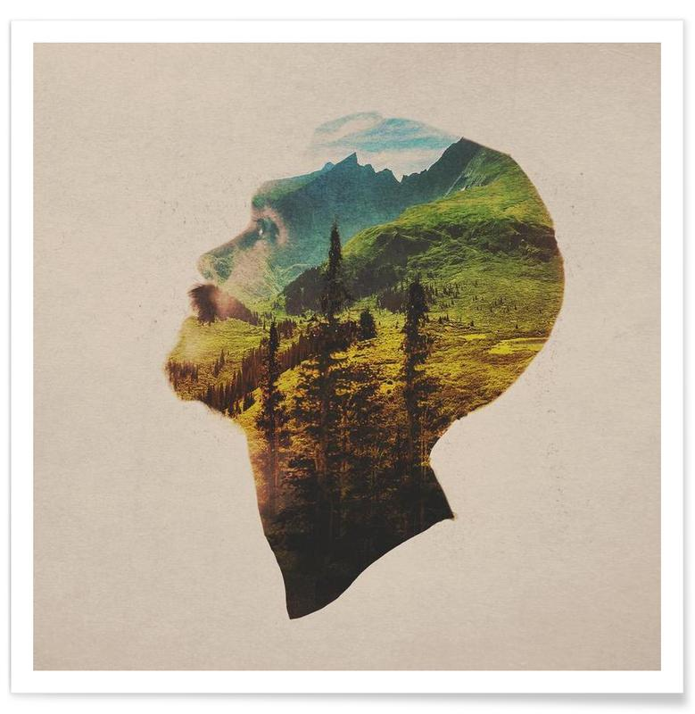 Out of mind Poster