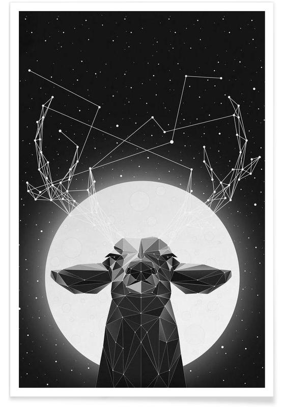 The Banyan Deer Poster